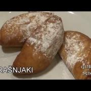 Grašnjaki - desert (domaća jela Istre i Kvarnera)